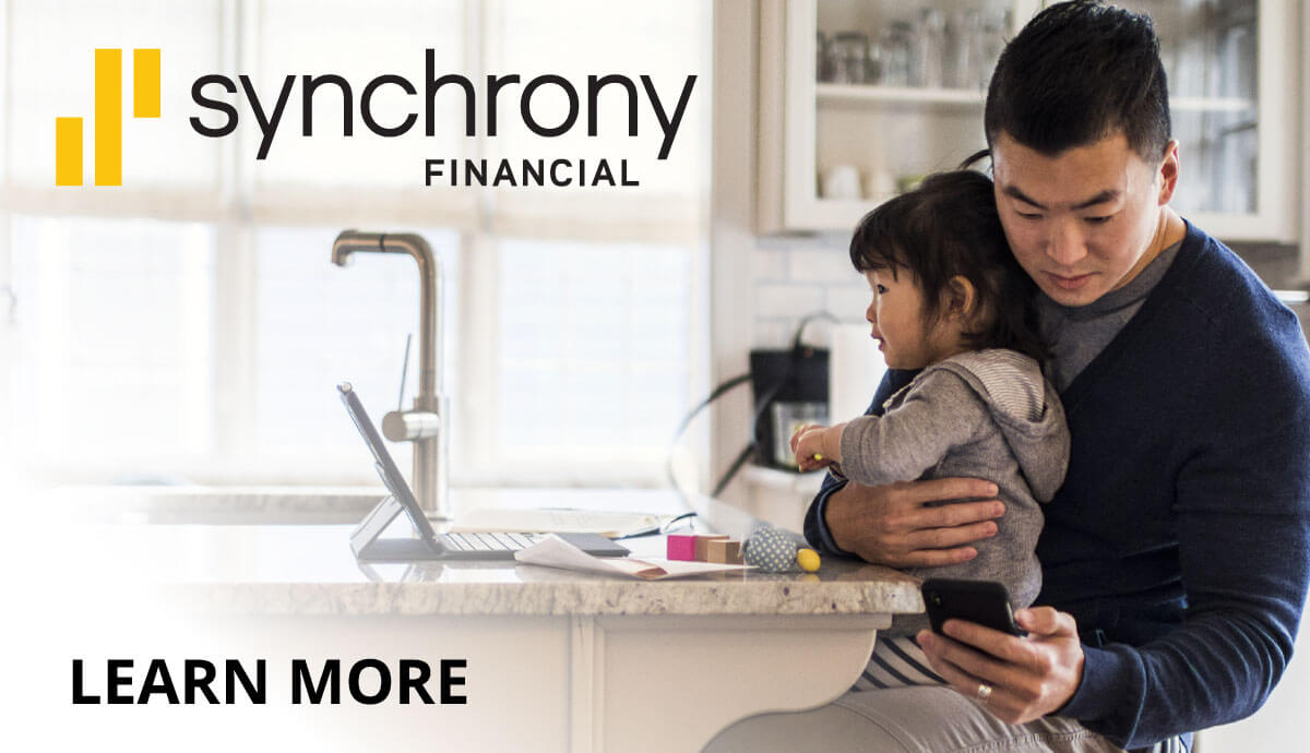 Contact Us about Synchrony Financing